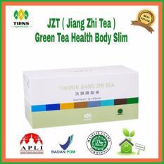 Toko Healthyhouse Display Jzt Jiang Zhi Tea Green Tea Health Body Slim Termurah
