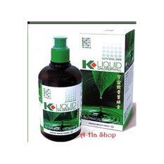 K Link Klorofil - Liquid Chlorophyll