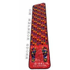 Jual Ka Foot Acupuncture Matras Karpet Alat Pijat Kaki Refleksi Good Quality Merah Murah