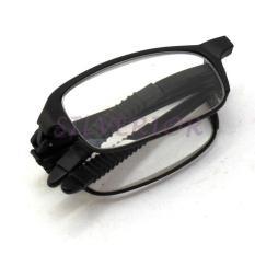 Beli Kacamata Baca Lipat Plastik Plus 1 Lengkap