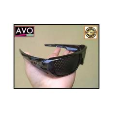 Kacamata Terapi Pinhole - Mata Minus Dan Plus - Model Sporty
