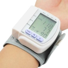 Kado Unik-- Blood Pressure Monitor CK-102S / Alat Pengukur Tensi Darah / Pengukur Digital / Pengukur Tekanan Darah / Tensi Meter Digital / Jual Pengukur Digital Tensi Meter Tangan Tekanan Darah