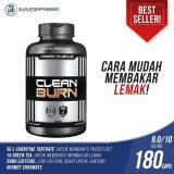 Jual Kaged Muscle Clean Burn 180 Caps Kaged Muscle Di Dki Jakarta