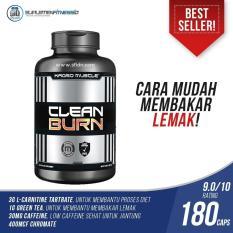 Top 10 Kaged Muscle Clean Burn 180 Caps Online