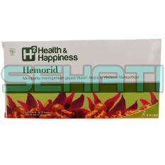 Kalbe Biokos H2 Health & Happiness HEMORID - 30 Kapsul