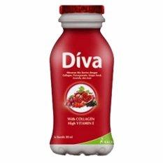 Review Toko Kalbe Diva Beauty Drink Minuman Kolagen Aktif Paket Isi 6 Online