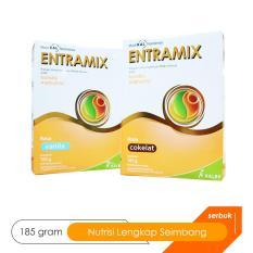 Spesifikasi Kalbe Entramix Pangan Diet Khusus Dewasa Lansia Vanilla Kalbe Terbaru