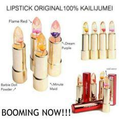 kalijumei original 100% lipstik korea ori bunga