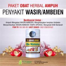 Review Kapsul Ambejoss Herbal De Nature De Nature Di Jawa Tengah