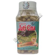 Spesifikasi Kapsul Daun Jati Cina Herbamedika Online