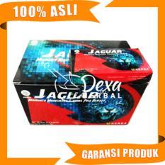 Kapsul Jaguar Obat Herbal Kuat Pria Original