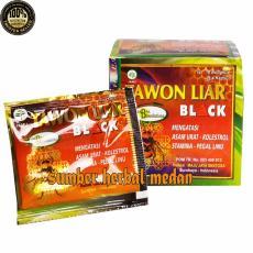 Kapsul Jamu Tawon Liar Black Original - 1box