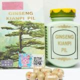 Review Kapsul Obat Gemuk Multivitamin Herbal Tradisional Kianpi Pil Plus Ginseng Kian Pi Pils Wisdom Dki Jakarta