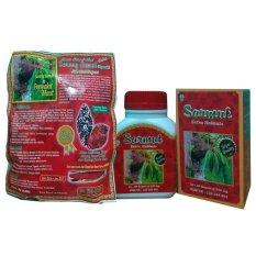 Spesifikasi Kapsul Sarang Semut Extra Habbats Sarmut Rebusan Sarang Semut