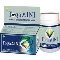 Kapsul Toga Aini Toga Nusantara (Obat Mata Kapsul) paket 1 Botol isi 50
