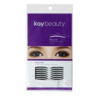 Kay Beauty 120 Pairs Black Eyelid Tape thumbnail