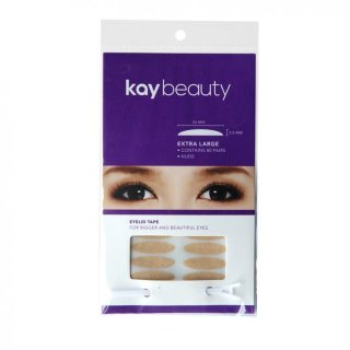 Kay Beauty 120 Pairs Nude Eclipse Eyelid Tape thumbnail