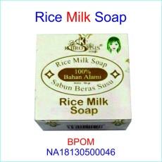 K.Brothsis sabun beras susu 60 gram bungkus plastik