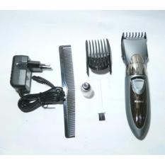 Spesifikasi Kemei Alat Cukur Rambut Washable Rechargeable Hair Clipper Waterproof Hair Clipper Beserta Harganya