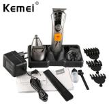 Miliki Segera Kemei Alat Mesin Cukur Kemei Rechargable Hair Km 580A 7In1 Grooming Kit Terlengkap