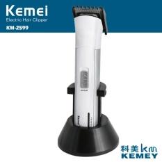 Diskon Kemei Km028 Electric Rechargeable Hair And Beard Trimmer Hair Clipper Intl Kemei Di Tiongkok