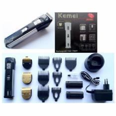 Kemei Rechargeable Hair Clipper Alat Cukur Rambut 3in1 Bayi Dan Dewasa 3006 a9980c4add