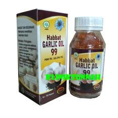 Rp 44.900. Kharisma Habbat Garlic Oil 99 ...