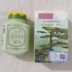Promo Kian Pi Ginseng Wisdom Original Penambah Berat Badan Obat Gemuk Nutrisi Tubuh