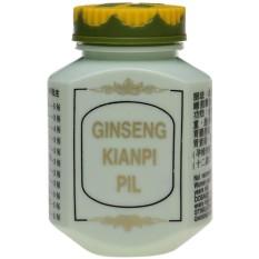 Diskon Kian Pi Wisdom Ginseng Original Multivitamin Herbal Tradisional Obat Gemuk Branded