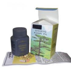 Toko Kianpi Pil Ginseng Obat Herbal Penggemuk Badan 1Botol Terlengkap Indonesia