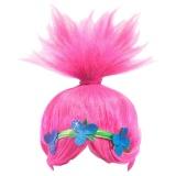 Jual Beli Kid Cerah Indah Cosplay Wig For Troll Poppy Styling Baru Tiongkok