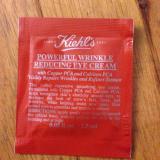 Review Kiehls Powerful Wrinkle Reducing Eye Cream 1 5Ml Kiehl S