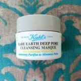 Review Kiehls Rare Earth Deep Pore Cleansing 14 Ml Dki Jakarta