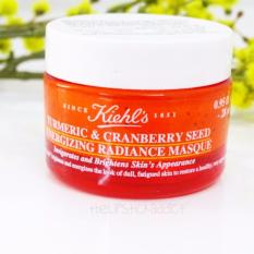 Ulasan Lengkap Kiehl S Turmeric And Cranberry Seed Masque 28 Ml