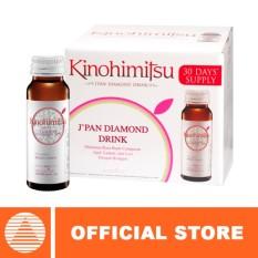 Harga Kinohimitsu J Pan Collagen Diamond Drink Minuman Kesehatan 16 Botol Kinohimitsu Terbaik