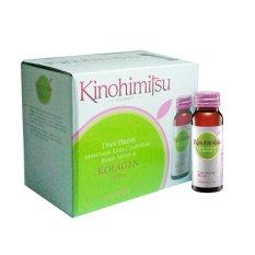 Beli Kinohimitsu J Pan Beauty Drink Collagen 16 Botol Kolagen Anti Aging Mencerahkan Seken