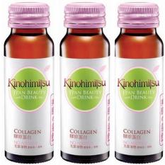 Harga Kinohimitsu J Pan Beauty Drink Collagen 3 Botol Kulit Awet Muda Mencerah Kulit Anti Aging Suplemen Kolagen Original
