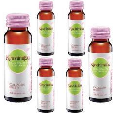Harga Kinohimitsu J Pan Beauty Drink Collagen 6 Botol Kulit Awet Muda Mencerah Kulit Anti Aging Origin