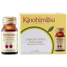 Kinohimitsu Jpan Dt Juice 3btl By Watsons.