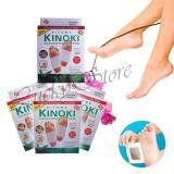 Review Kinoki Foot Patch Koyo Detox 5 Box Isi 50 Pcs Putih Kinoki Di Dki Jakarta