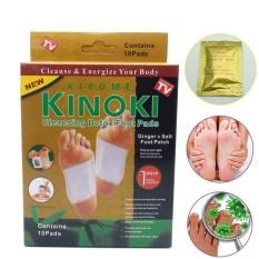 Kado Unik-- KINOKI GOLD / KINOKI GINGER / KINOKI JAHE / AROMA TERAPI