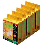 Ulasan Lengkap Tentang Kinoki Koyo Kaki Herbal Detox Foot Patch Gold 5 Box Isi 50Pcs