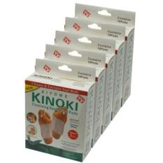 Beli Kinoki White Foot Patch 5 Box Isi 50 Pcs Foot Patch Koyo Detox Murah Jawa Barat