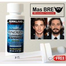 Beli Kirkland Minoxidil 5 Original Usa Obat Penumbuh Rambut Jambang Kumis Dll Sasa Asli