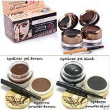 Beli Kiss Beauty Eyeliner Gel Waterfroof 2 In 1 Original Tahan Lama 24 Jam Kredit Jawa Barat
