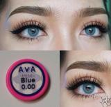 Toko Kitty Kawaii Mini Ava Blue Softlens Normal Gratis Lens Case Online Di Indonesia