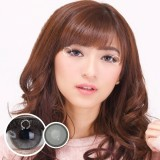 Cuci Gudang Kittykawaii Mini Jelly Grey Softlens Minus 1 25 Gratis Lenscase