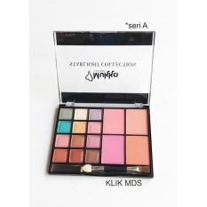 Klik Mds Make Up Mukka Beauty Starlight Collection Set Pallete Eyeshadow, Blush On