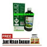 Jual Kliniksunnah K Link Klorofil Liquid Chlorophyll 500 Ml Jahe Amanah K Link Grosir