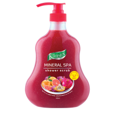 Promo Toko Klinsen Shower Scrub Mineral Spa 1000 Ml